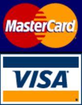 MasterCard and Visa